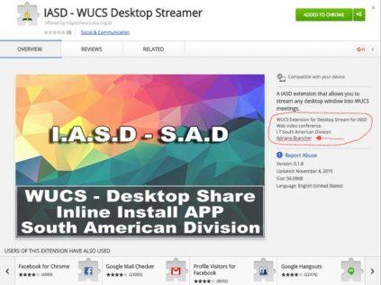 Aplicativos da Chrome Web Store – Google | Adriano Brancher